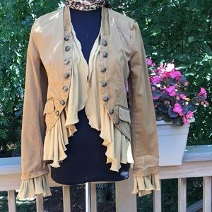 Free People-   Pirate Jacket Blazer